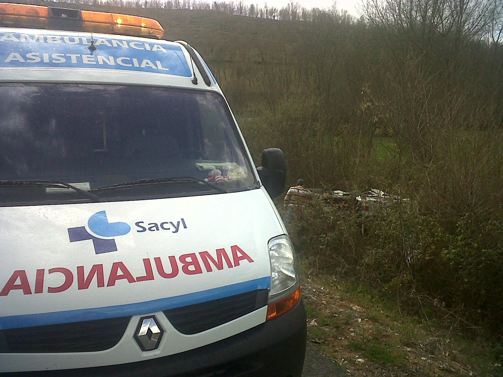 Ambulancia 112 Béjar