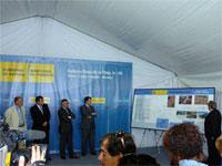 Inauguración tramo A-66 (Cuatro Calzadas-Montejo)