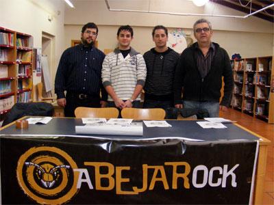 Presentación de Abejarock 2010, Béjar