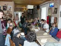 Café Dedate en La Alberca, Abraza la Tierra