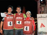 Salomon Santiveri - Abu Dhabi 2008