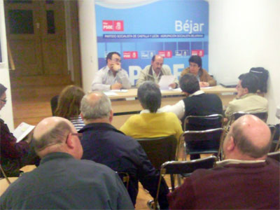 Agrupación socialista bejarana