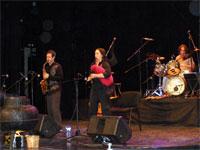 Alann Bique Folk, Teatro cervantes Béjar
