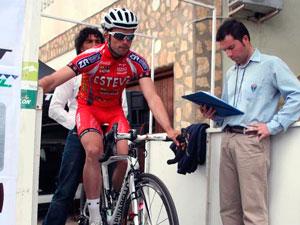 Alberto Bejarano, Esteve-Chozas Team