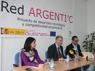 Presentación Programa Argentic, Béjar