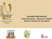 Jornadas Orientación Socio Laboral