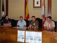Presentación curso de buceo y submarinismo en Béjar
