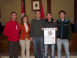 Presentación del Día de la Bici en Béjar