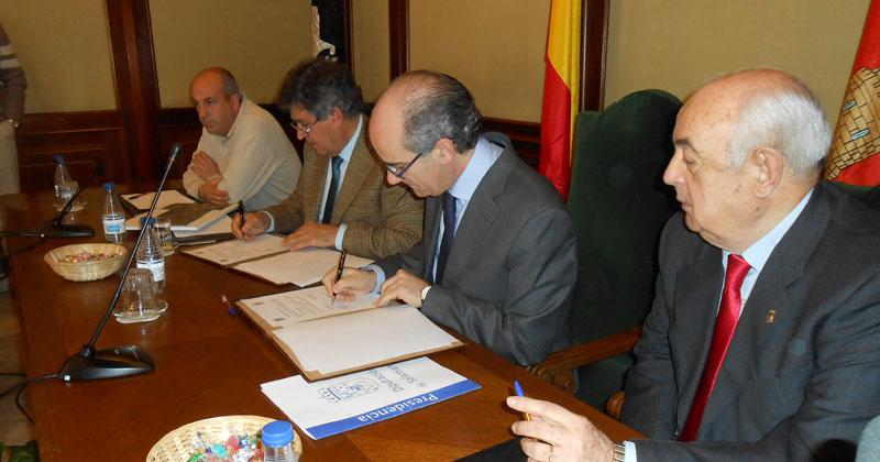 firma documentacion presidente diputacion  concejales ayuntamiento