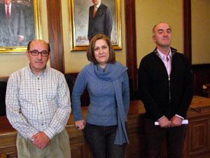 Rueda de Prensa Junta de Gobierno Local. Febrero 2012