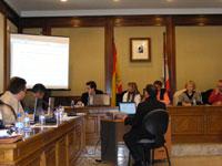 Ayuntamiento de Béjar, pleno municipal abril de 2009