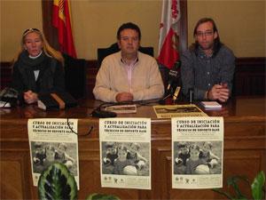 Presentación del curso de monitor de deporte base en Béjar