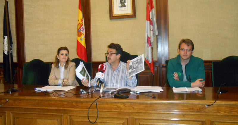 Concejala de educación, concejal de Medio ambiente y responsable de SALARCA