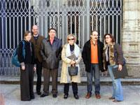 Visita al Museo mateo Hernández de Béjar de la Fundación ONCE