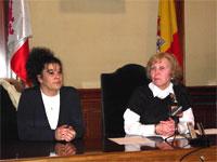 Rueda de Prensa presentación FITUR, Ayuntamiento de Béjar