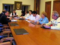 Reunión de la Comisión Mixta de Participación Ciudadana de Béjar