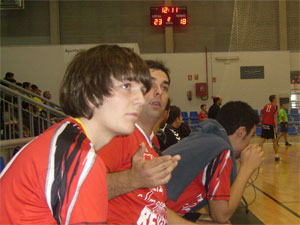 Balonmano Bejarano