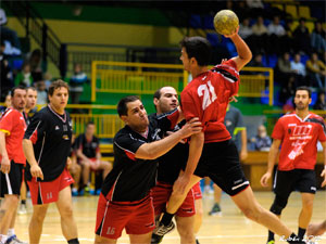 CP Bejarano - BM Delicias. Liga Regular 2012-2013