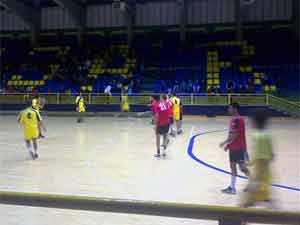 Polideportivo Bejarano - Universidad de Valladolid
