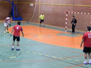 Universidad de Burgos - Polideportivo Bejarano de Balonmano