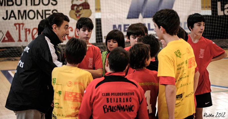 balonmano bejarano fotografia ruben 2012
