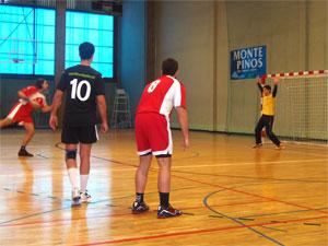 Universidad de Valladolid - CP Bejarano Balonmano