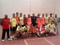 24 horas de Fútbol Sala Barco de Ávila