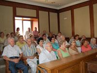 Bejaranos ausentes en el Ayuntamiento de Béjar