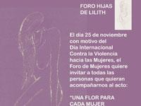 Día contra la violencia de genero, Béjar 2010