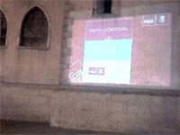Pegada Virtual de Carteles PSOE Béjar