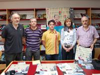 Presentación Encuentro de Escritores en Béjar