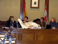 Pleno municipal Ayuntamiento de Béjar