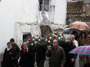 Procesión de San Antón en Béjar