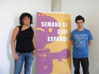 Hatem Khraiche y Blanca Cerrudo