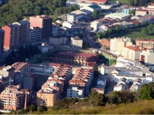 Barrio de Los Praos, Béjar