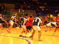 CP Bejarano Balonmano - Universidad de Burgos