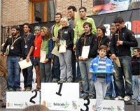 Podium Beloraid 2008