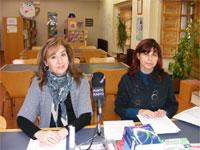 Presentación nuevos fondos biblioteca de Béjar, Febrero 2009
