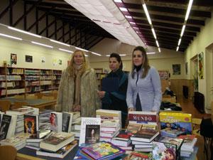 Presentación de los nuevos libros incorporados a la Biblioteca de Béjar
