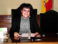 Blanca Cerrudo, concejal de Béjar
