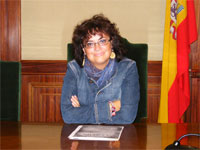 Blanca Cerrudo, concejal ayuntamiento de Béjar