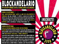 Blockandelario, Candelario 2008