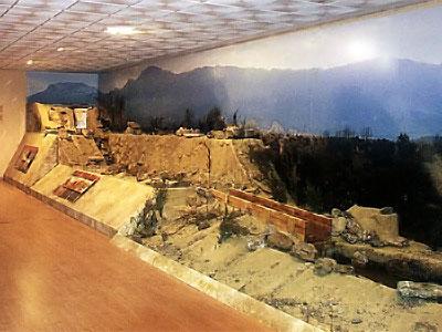 Centro de Interpretación de la Minería, El Cabaco
