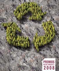 Premios Medio Ambiente, Caja España 2008