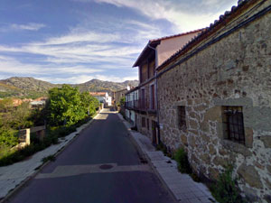 Calle de La Fuente, Valdesangil