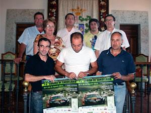 Presentación de la IV Subida Automovilistica a Candelario