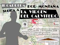 Carrera de Montaña Subida a la Virgen del Calvitero, Candelario