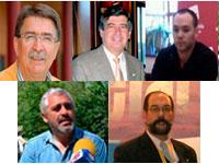 Candidatos a la alcaldía de Béjar