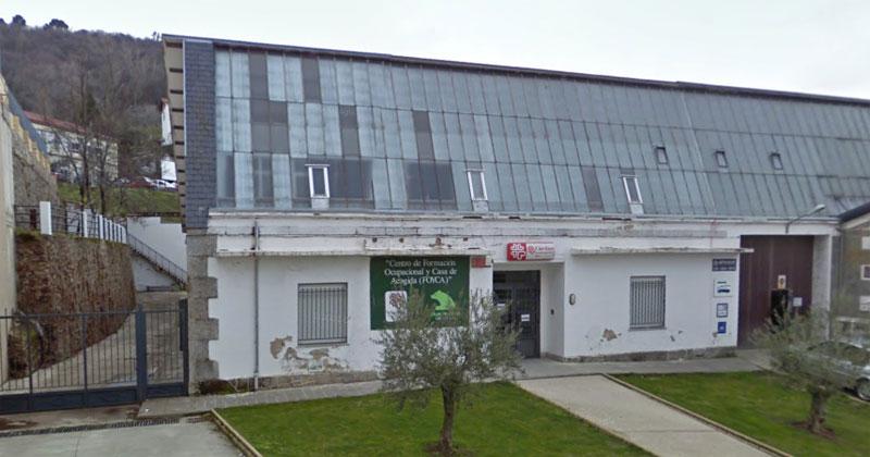 Fachada de sede de Cartitas interparroquial