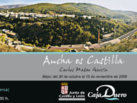 Exposición Ancha es Castilla, Carlos Mateo García